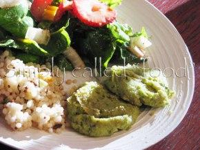 Legumes Patties