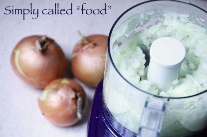 Onion an white bean ragout