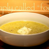 Soup of the week: Fall vegetable soup