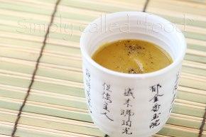 Soup of the week: Coconut pumpkin creamsoup