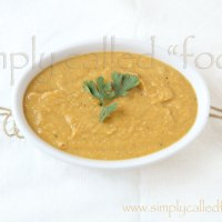 Soup of the week: Sweet potato soup