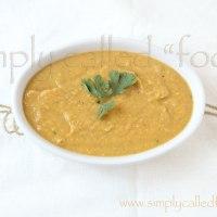 Soup of the week: Sweet potato soup