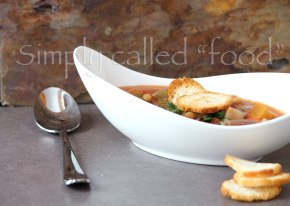 Soup of the week: Minestrone soup