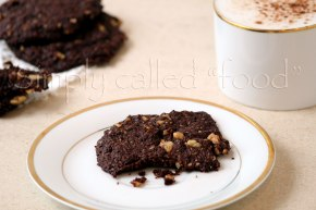 Gluten free brownie cookies