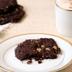 Gluten free browniecookies