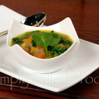Soup of the week: Red lentil soup
