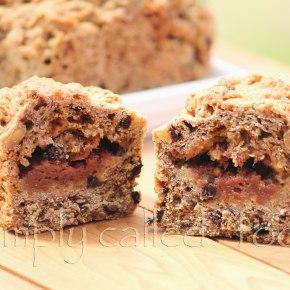Mini breakfast breads